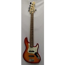 Fender 2006 American Deluxe Jazz Bass V Electric Bass Guitar