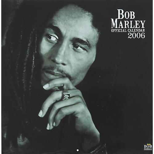 The Card Cafe 2006 Bob Marley Calendar