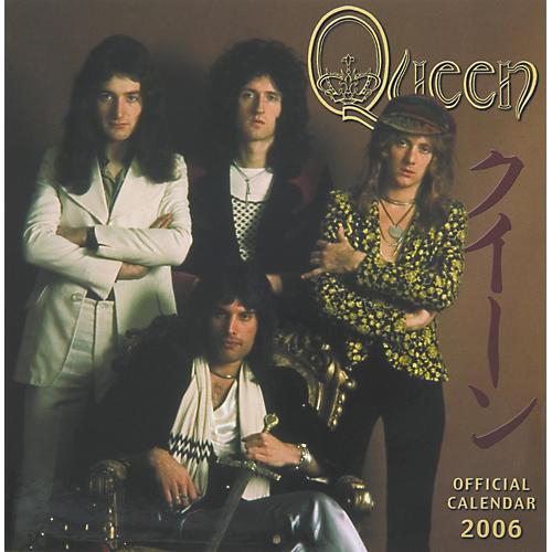 The Card Cafe 2006 Queen Calendar-thumbnail