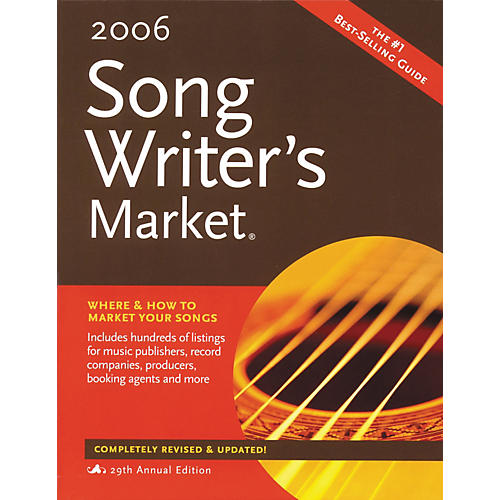 Writer's Digest 2006 Songwriters Market (Book)-thumbnail
