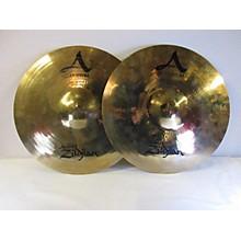 Zildjian 2007 14in A Custom Hi Hat Pair Cymbal