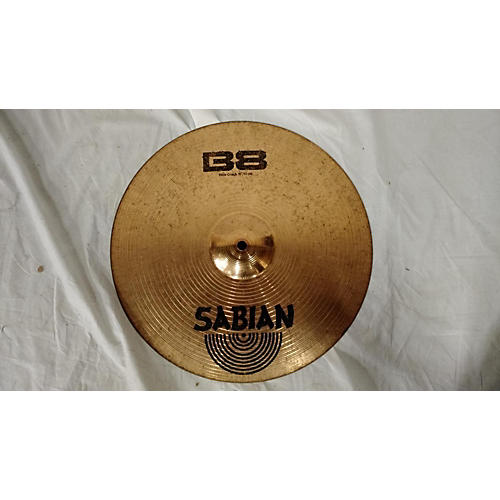 Sabian 2007 16in B8 Crash Cymbal