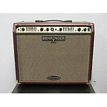 Behringer 2007 Ack900 Acoustic Guitar Combo Amp