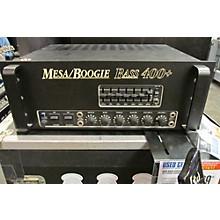 Mesa Boogie 2007 Bass 400plus Tube Bass Amp Head