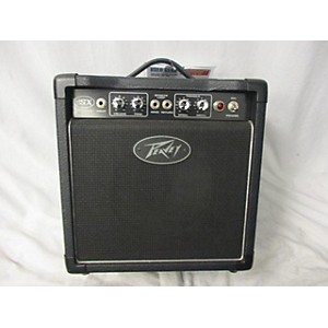 Pre-owned Peavey 2007 JSX MINI COLOSSIAL 5 Watt Battery Powered Amp by Peavey