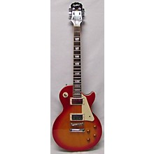 Epiphone 2007 Les Paul Standard Plain Top Solid Body Electric Guitar