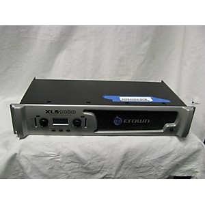 Pre-owned Crown 2007 XLS1000 Power Amp by Crown