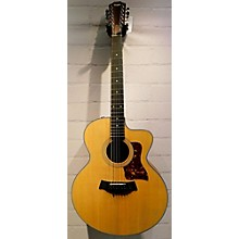 Taylor 2008 356CE 12 String Acoustic Electric Guitar