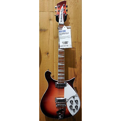 Rickenbacker 2008 620 Solid Body Electric Guitar-thumbnail