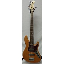 Fender 2008 American Deluxe Jazz Bass V 5 String Electric Bass Guitar