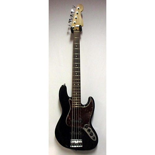 used fender 2008 deluxe jazz bass v 5 string electric bass guitar guitar center. Black Bedroom Furniture Sets. Home Design Ideas