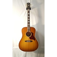 Gibson 2008 Hummingbird Pro Acoustic Electric Guitar