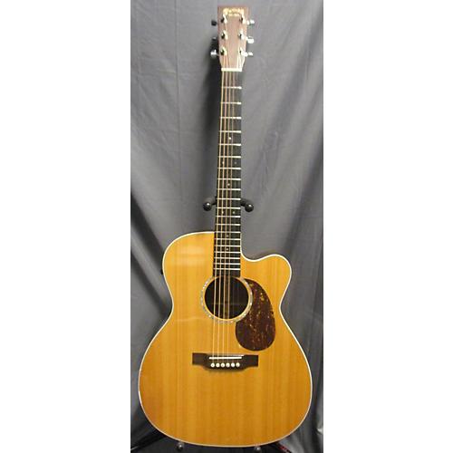 Martin 2008 J16RE AURA Acoustic Electric Guitar-thumbnail