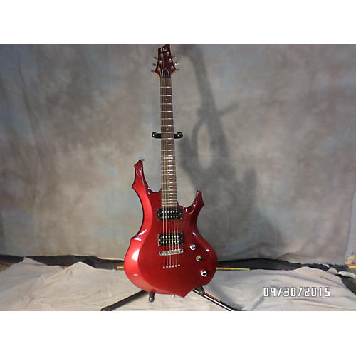 ESP 2008 LTD F50 Candy Apple Red