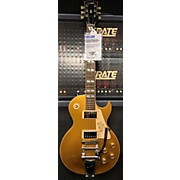 Gibson 2008 Les Paul 295 Gold Top Florentine Solid Body Electric Guitar