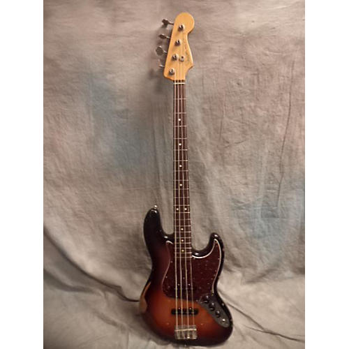 Fender 2008 Road Worn 1960S Jazz Bass Electric Bass Guitar