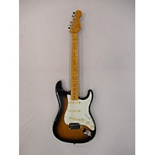 Fender 2009 American Deluxe Stratocaster Solid Body Electric Guitar