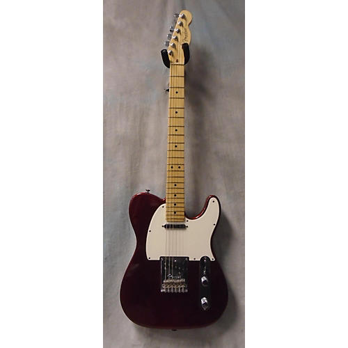 Fender 2009 American Standard Telecaster Solid Body Electric Guitar Midnight Wine