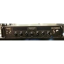 Mesa Boogie 2009 M6 Carbine 600W Tube Bass Amp Head