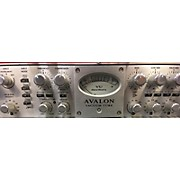 Avalon 2009 VT737SP Class A Mono Tube Microphone Preamp