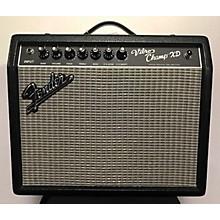 Fender 2009 Vibro Champ XD 5W 1X8 Guitar Combo Amp