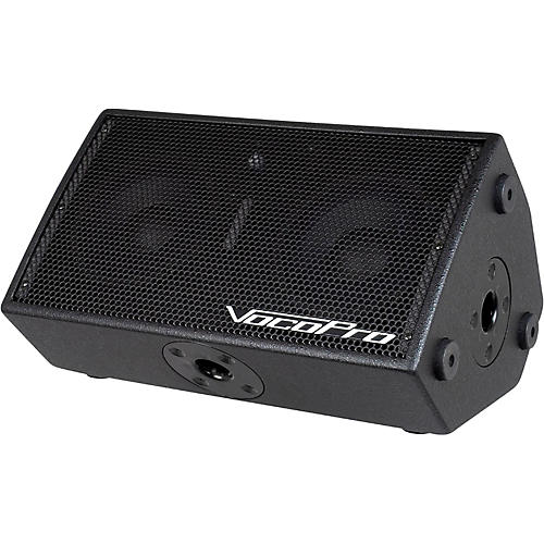 VocoPro 200W 3-Channel Active Vocal Monitor with Effects