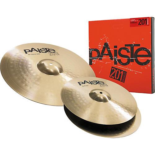 Paiste 201 Bronze Essential Set 14/18