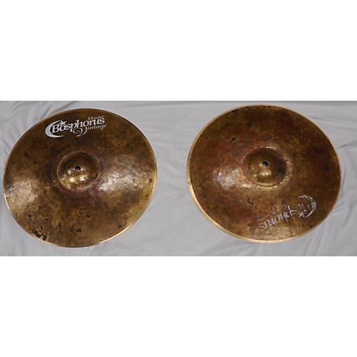 Bosphorus Cymbals 2010 14in MASTER VINTAGE Cymbal