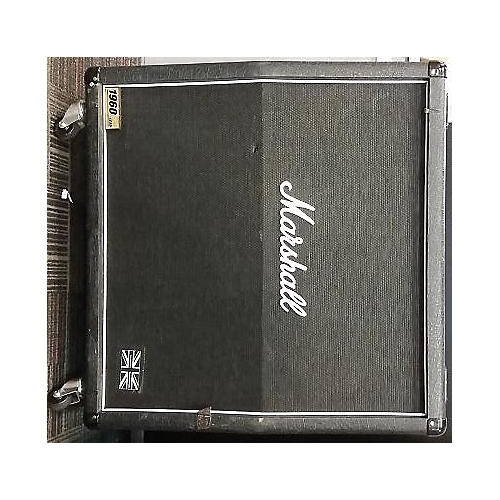 Marshall 2010 1960A 300W 4x12 Stereo Slant Guitar Cabinet