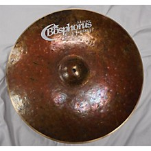 Bosphorus Cymbals 2010 19in MASTER VINTAGE Cymbal