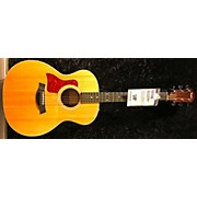 Taylor 2010 214E LEFT HANDED Acoustic Electric Guitar