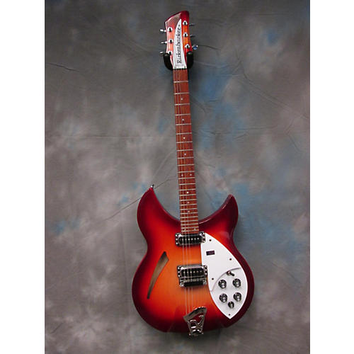 Rickenbacker 2010 330 Hollow Body Electric Guitar-thumbnail