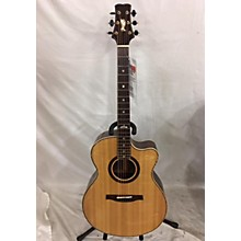 PRS 2010 Angelus Custom Private Stock Acoustic Electric Guitar