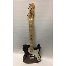 Squier 2010 Classic Vibe Telecaster Thinline Hollow Body Electric Guitar