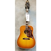 Gibson Hummingbird Square Shoulder Acoustic Electric Guitar