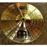 Meinl 2010s 10in HCS Splash Cymbal