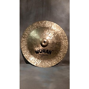 Pre-owned Wuhan 2010s 17 inch 17 Cymbal by Wuhan