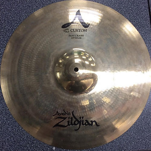 Zildjian 2010s 18in A Custom Crash Cymbal-thumbnail
