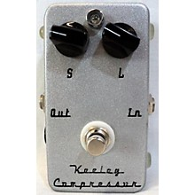 Keeley 2010s 2 Button Compressor Effect Pedal