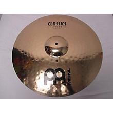 Meinl 2010s 20in Classic Custom Medium Ride Cymbal