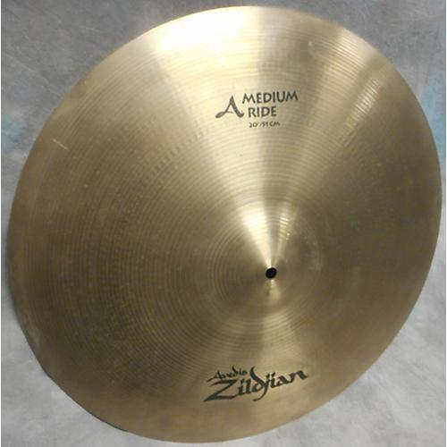 Zildjian 2010s 20in Medium Ride 20 Inch Cymbal-thumbnail