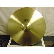 Paiste 2010s 24in Giant Beat Ride Cymbal