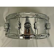 DW 2010s 5.5X14 Performance Series Steel Snare Drum
