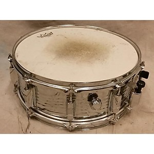 Pre-owned CB Percussion 2010s 5.5X14 Steel Shell Drum