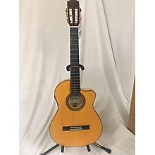 Cordoba 2010s 55FCE Thinbody Flamenco Classical Acoustic Electric Guitar
