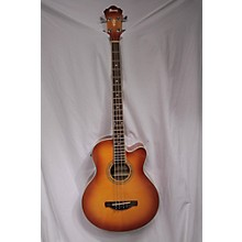 Ibanez 2010s AEB20E Acoustic Bass Guitar
