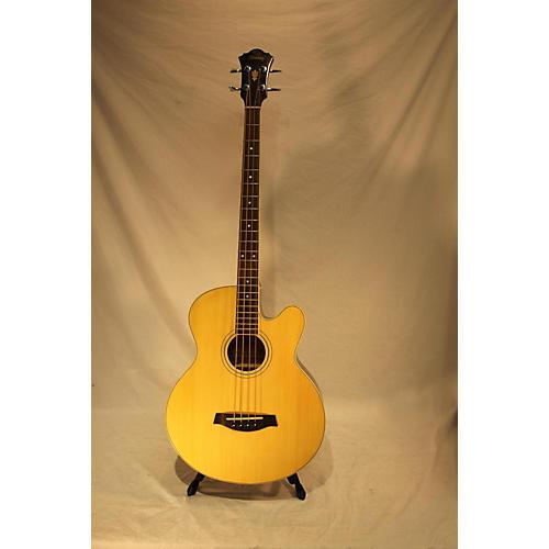 Ibanez 2010s AEB5E Acoustic Bass Guitar