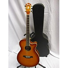 Ibanez 2010s AEG20II Acoustic Electric Guitar