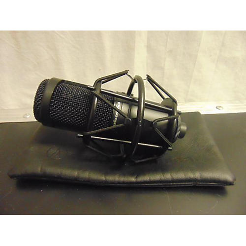 Audio-Technica 2010s AT2020 Condenser Microphone