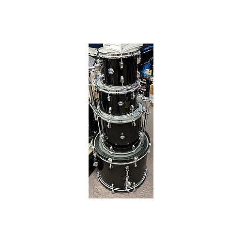 Ludwig 2010s Accent Drum Kit